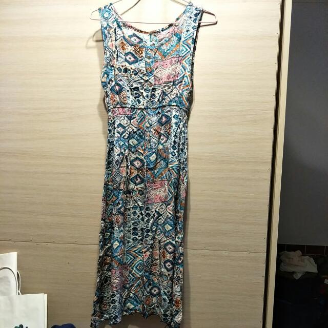 度假長洋#一百元洋裝