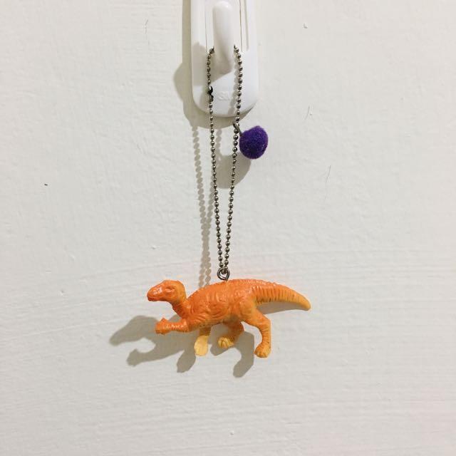 手作!恐龍吊飾-特暴龍