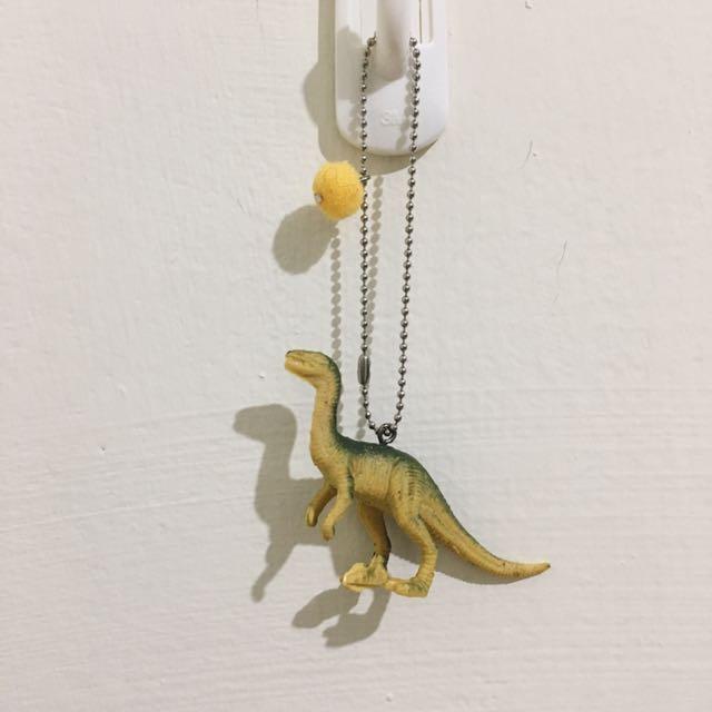 手作!恐龍吊飾-我不知道他是什麼龍