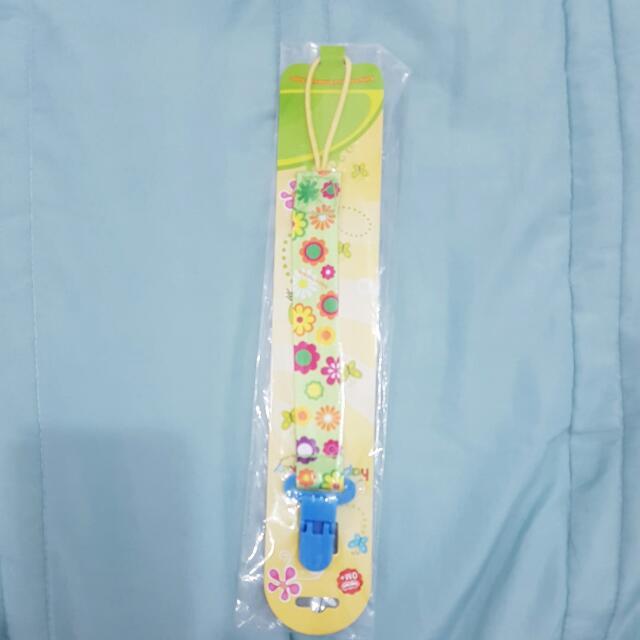 嬰兒奶嘴鏈固定綁帶 玩具防掉夾