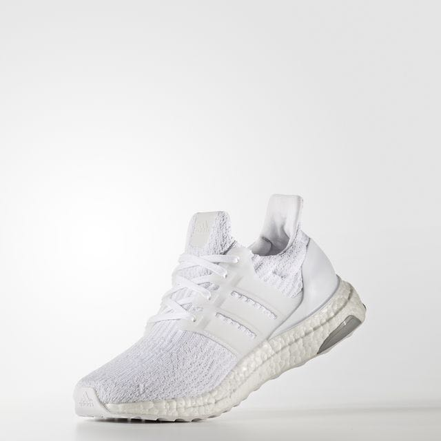 1c8ea0c5f UK4.5) Adidas Ultra Boost 3.0 Color Footwear White Crystal White ...
