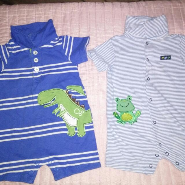 REPRICED! Auth! 2 Carters Brand Polo Shirt
