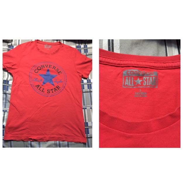 Auth Converse Tshirt
