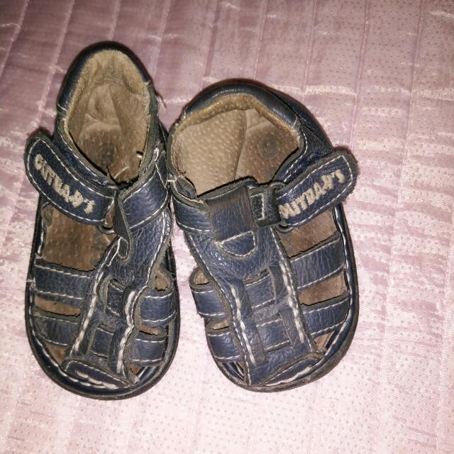 Auth! Outbak's Sandal (Price It!)