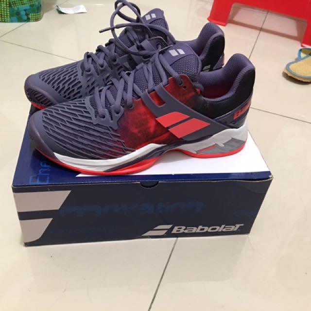 全新Babolat女款網球鞋 US8.5