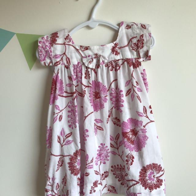 Baby Batik Dress