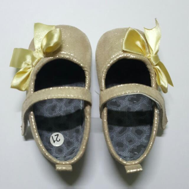 Baby Girl Shoes Size 21