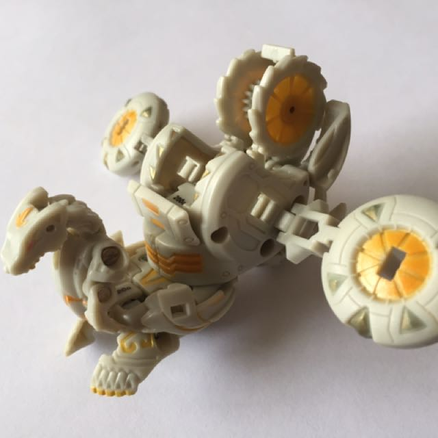 Bakugan With Battle Gears, Toys & Games, Bricks & Figurines on Carousell