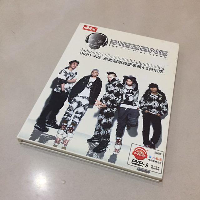 BIGBANG 4th MINI ALBUM