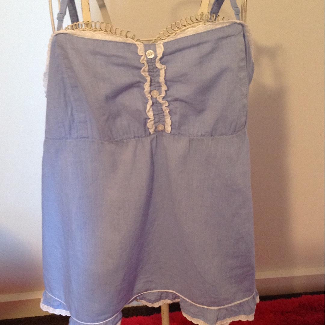 Blue Jeanswest Camisole
