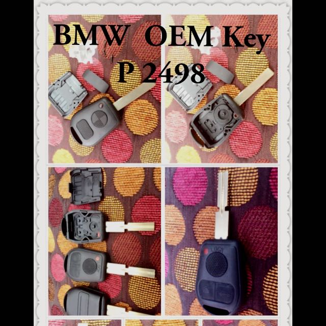 BMW OEM Keys