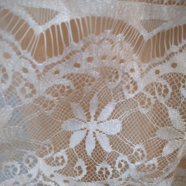 BRAND NEW Forever 21 Lace Dress