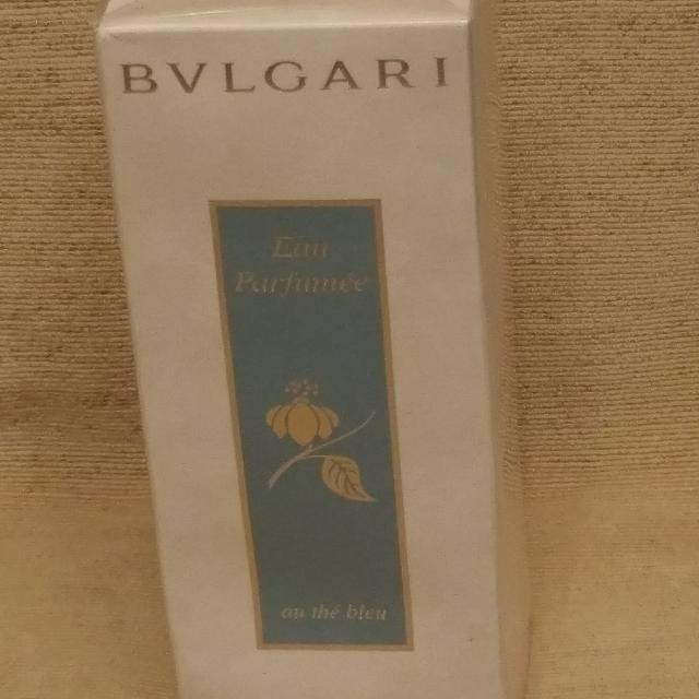 Bvl 藍茶香水