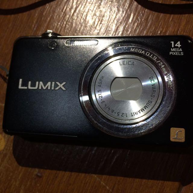 Camdig Lumix DMC FH6 (14mp)