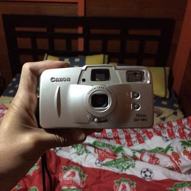 Canon Prima BF90