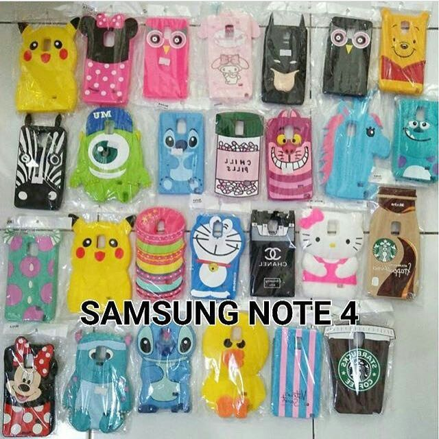 Case Samsung Note 4