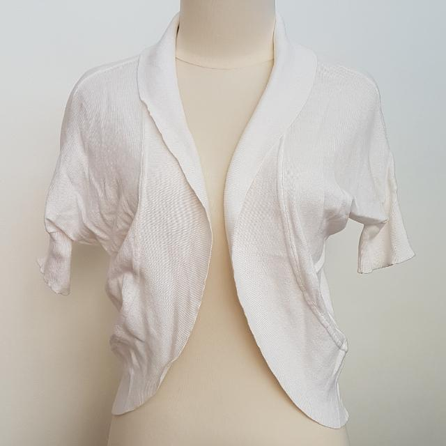Chic Simple Outer White