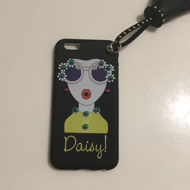 Daisy女孩手機殼 iphone系列