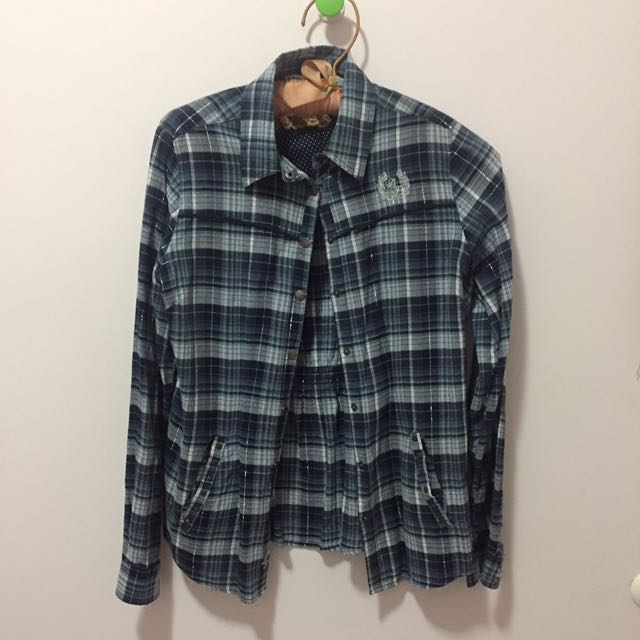 De Facto Checker Shirt