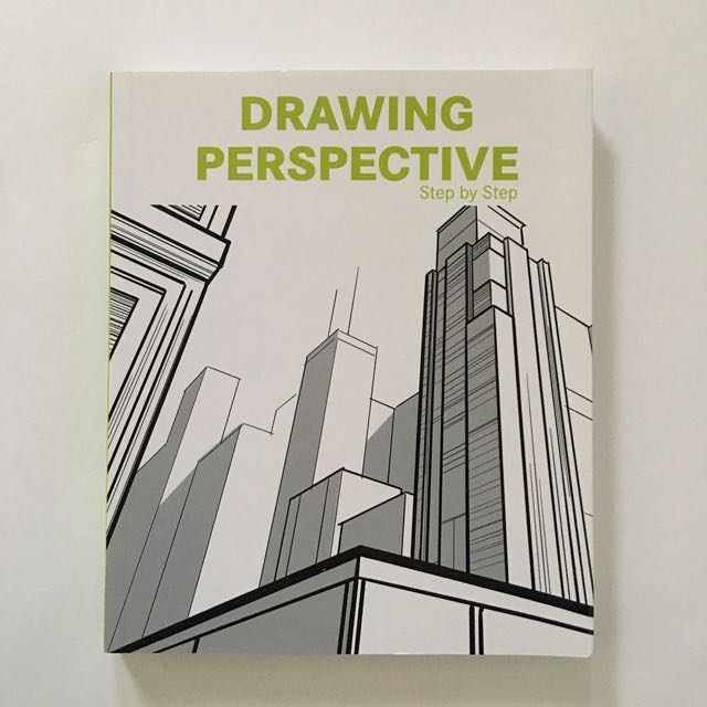 Drawing Perspective Step By Step