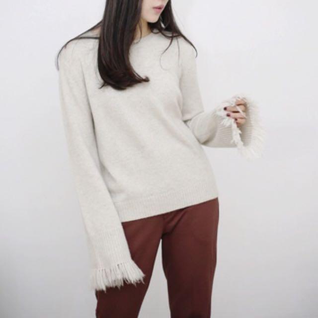 Dresscode 米色毛衣