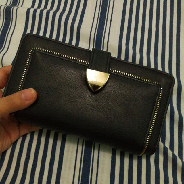 EGG Wallet (Black)