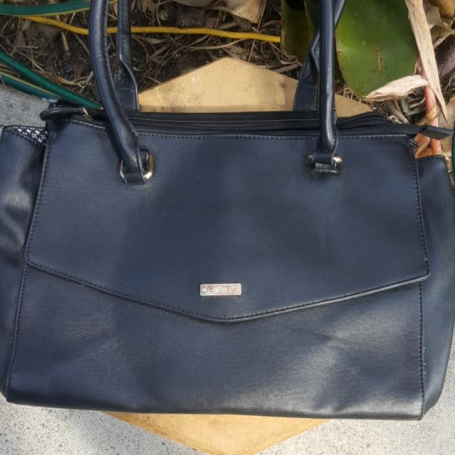 Ellie Black Handbag
