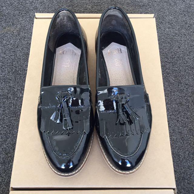 Faith Shiny Loafers