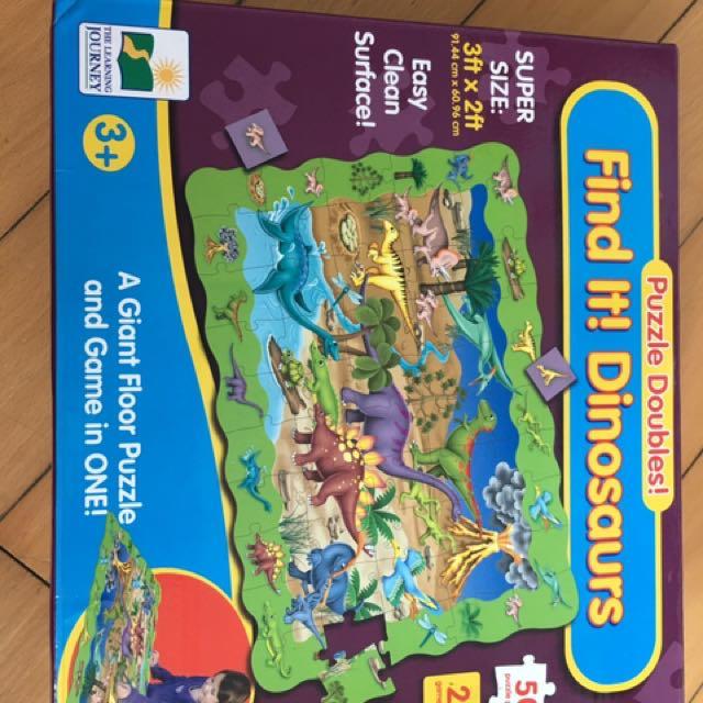(Free 免費) 兒童 砌圖 Puzzles