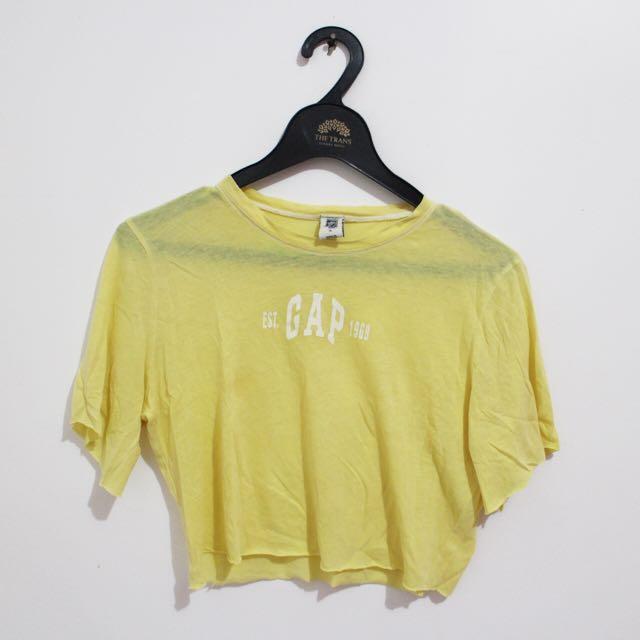 GAP crop T-shirt