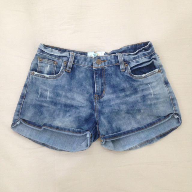 Gaudi Denim Hotpants (Size M)