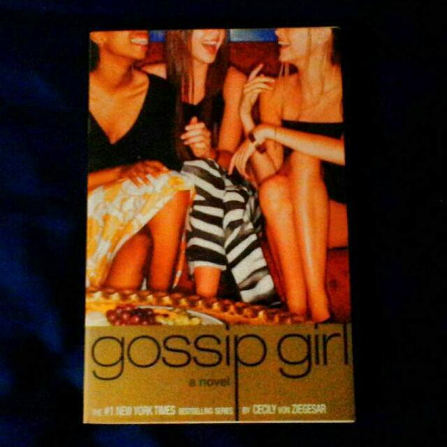 Gossip Girl #1 (Marked Down!)