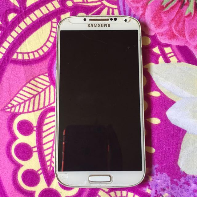 Hp Samsung S4 White