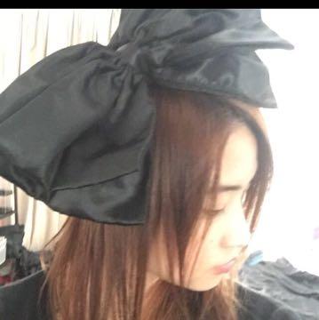 Huge Bow Tie Head Band