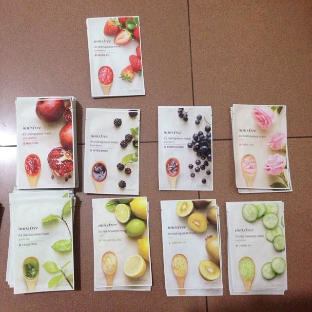 Innisfree Mask Sheet