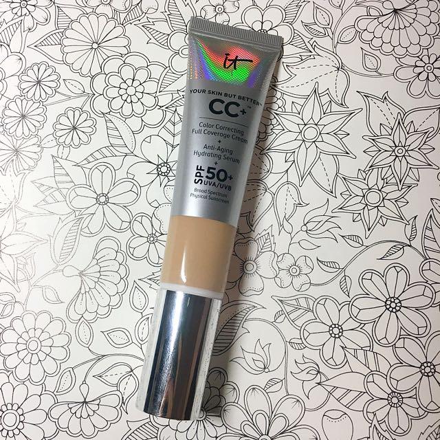 it cosmetics cc霜 light