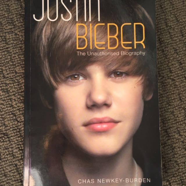 Justin Bieber - The Unauthorised Biography
