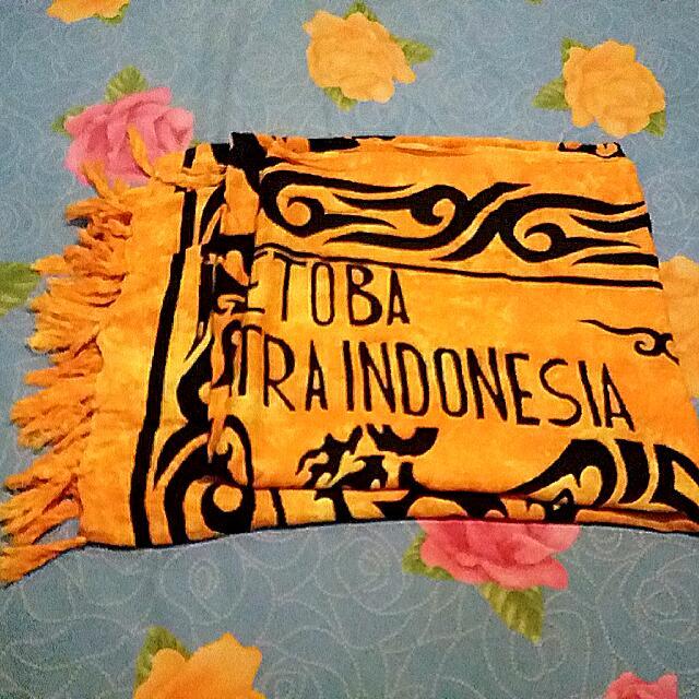 Kain Lilit / Kain Pantai Toba Dream Sumatra Utara