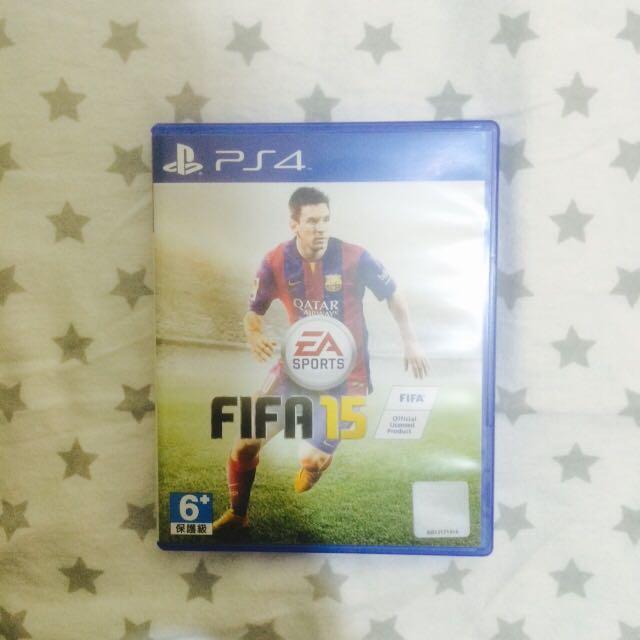 Kaset PS4 FIFA 15