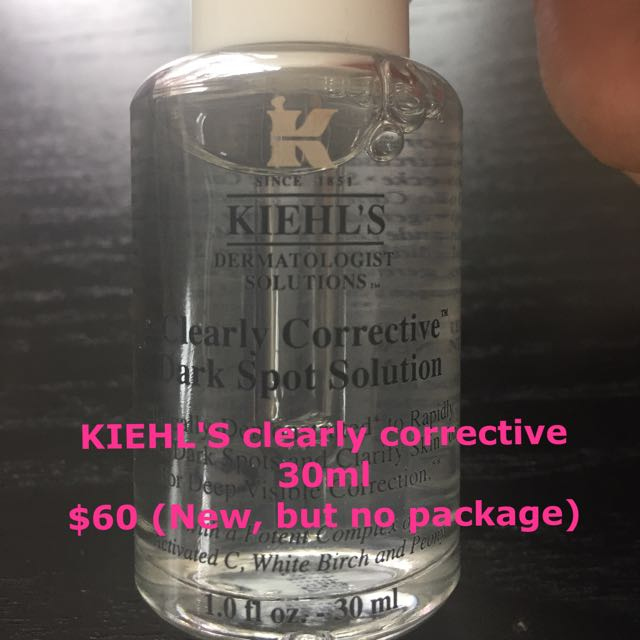 Kiehl's Dark Spot Solution
