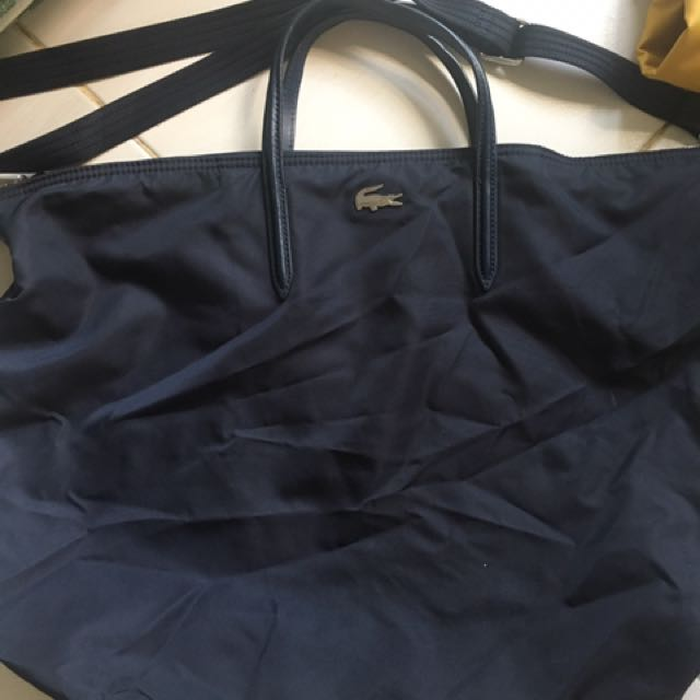 REPRICED !!! Lacoste Bag W/ Sling