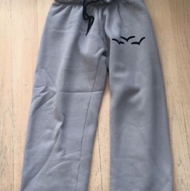Lazy Pants Grey Size Small