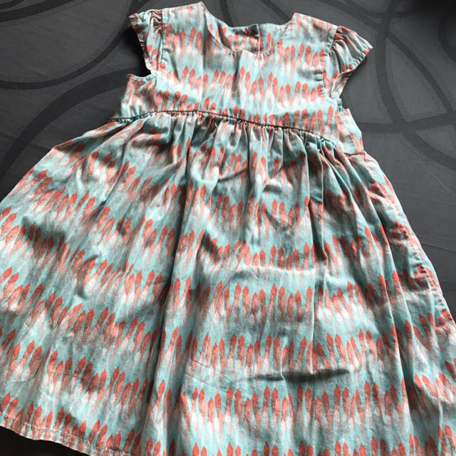 Like New Mothercare Dress Size 18-24 Months
