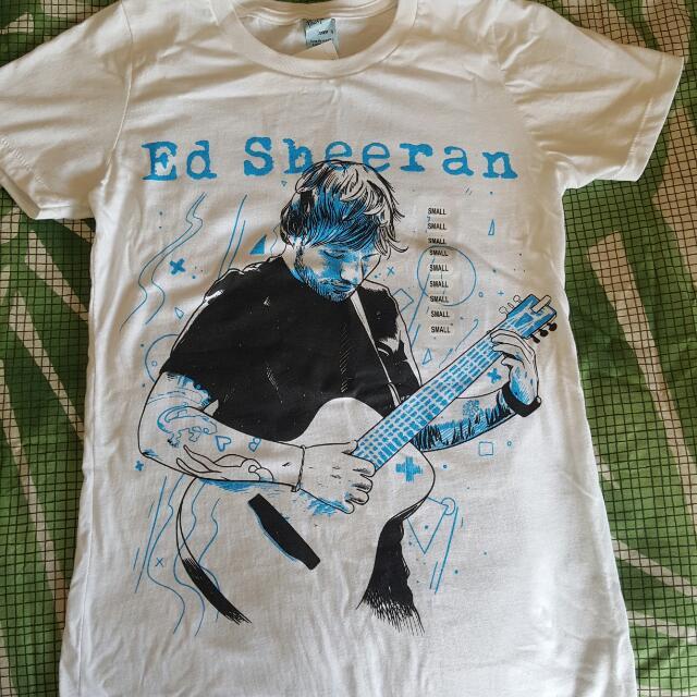 Limited Edition ED SHEERAN T-SHIRT