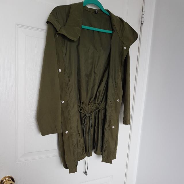 Loose Light Jacket