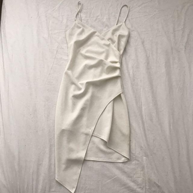 M Boutique Asymmetrical Dress
