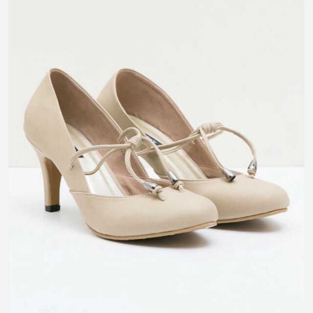 Marry-jane Heels by Julia'r (Bisa NEGO) High Heels/Wedges/Stiletto/Shoes/Sepatu Wanita/sandal/Fesyen Wanita