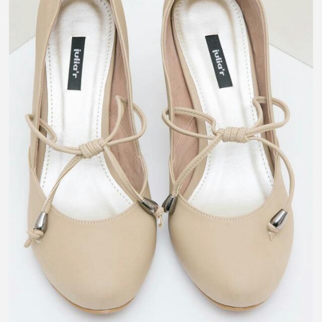 eb40308c1d9d Marry-jane Heels by Julia r (Bisa NEGO) High Heels Wedges Stiletto Shoes Sepatu  Wanita sandal Fesyen Wanita