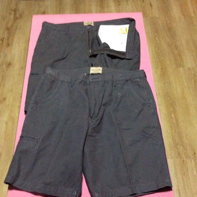 Men's Shorts (Set Of Two)