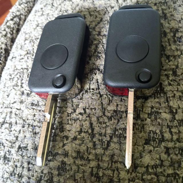 Mercedes Benz OEM Keys